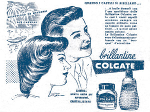 Brillantine Colgate