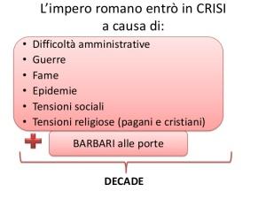 Come si sta di fronte al governo italiano? Dritti