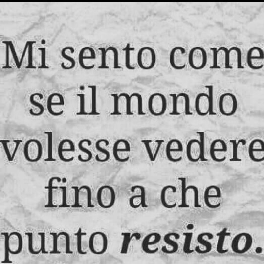 Resistere all'Anas