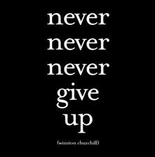 Non mollate