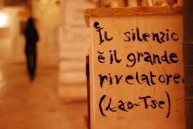 Il fascino del silenzio