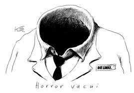 Horror vacui: il cambiamento in atto senza direzione. La fine del Puro Ortodosso